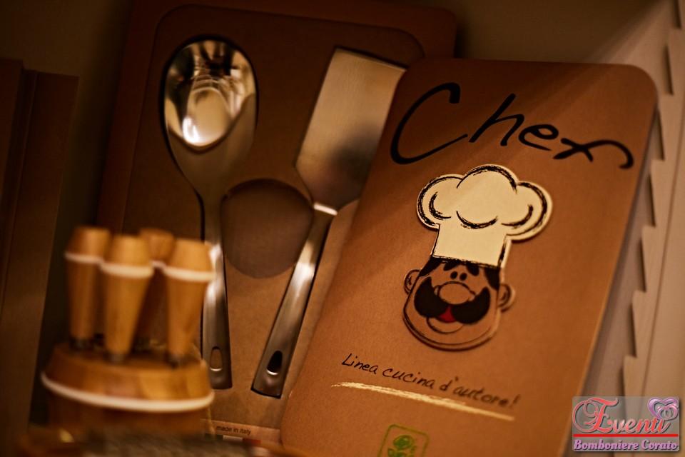 "Set lasagne in acciaio linea ""Eco Chef"""