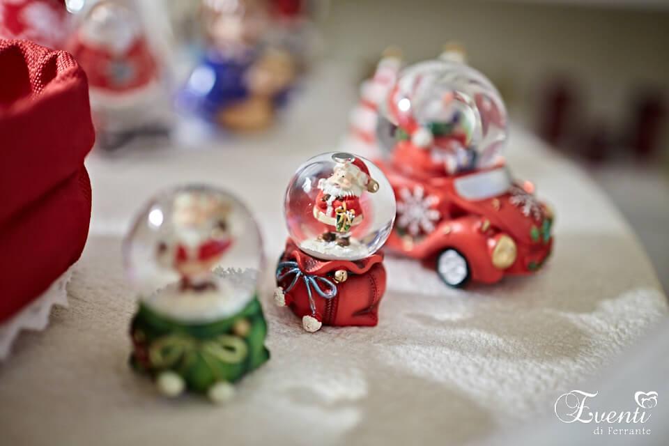 Babbo Natale in sfera