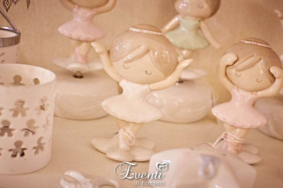 Ballerine colorate in porcellana - Ilary Queen