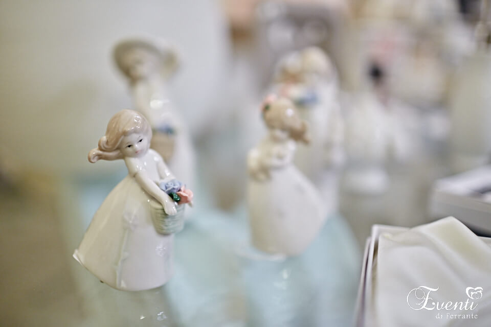 Damina in porcellana - ILARY QUEEN