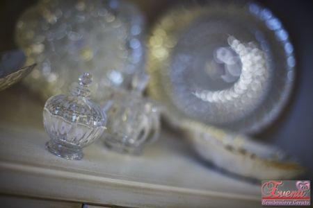 Scatolina in cristallo