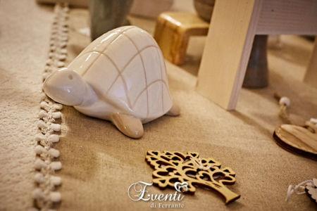 Tartaruga in porcellana - L'Infinito Bomboniere