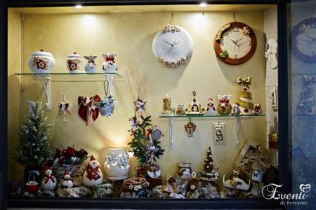 Natale da Eventi - la vetrina