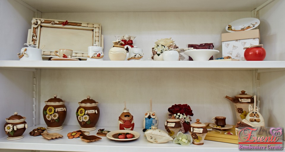 Ceramiche Artistiche Velier panoramica collezione